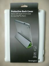 Kensington Protective Back Cover for iPad 2 - White, Brand New