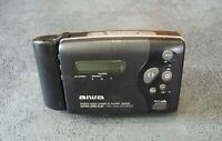 AIWA HS-RX636 Personal Radio Cassette Player external AA pack powered For repair