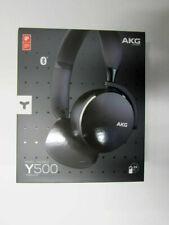 Original AKG Y500 Wireless Bluetooth On-Ear-Kopfhörer Schwarz Black NEU