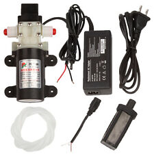 DC12V 45W Small Diaphragm High Pressure Water Pump Booster Pump for Car Washing