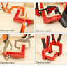 3-6''Angle Clamps Corner Clamp Ruler Clamping Square Woodworking Fixer Hand Tool