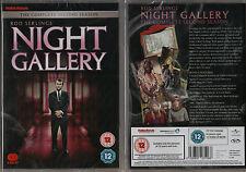 Rod Serling's Night Gallery Season Two *New & SEALED* Region 2