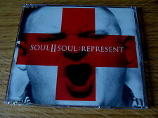 CD Single: Soul II Soul : Represent