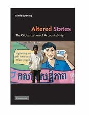 Altered States: The Globalization of Accountability (Paperback or Softback)