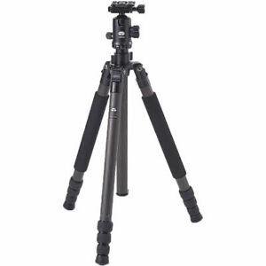 Sirui R-2204 R-Series Studio and On Location Tripod with G-20 G20X Ball Head
