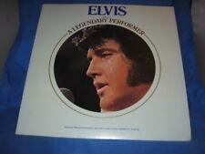 Elvis Presley, Legendary Performer Vol. 2 VINYL (VG) LP 1976,PROMO[INV-25]