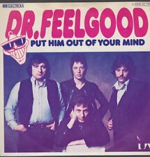 "7"" Dr. Feelgood Put Him (lui) Out Of Your Mind 70`s Rock United Artistes"