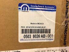 DODGE CALIBER SRT4 SHIFTER ASSEMBLY - NOS MOPAR NEW IN BOX - NO LONGER AVAILABLE