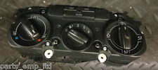 2006 VW GOLF PLUS 1.6 FSI HEATER CLIMATE CONTROL PANEL