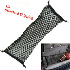 Universal Car Double Layer Storage Net Envelope Style Trunk Cargo Net US Ship