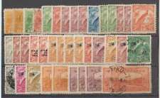 A9596: Early New Guinea Stamp Lot; Cv $225