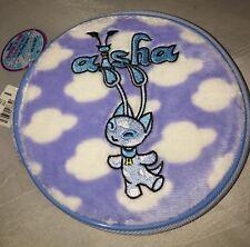 NEOPETS AISHA Blue Soft Velvety CD Holder Limited Too NWT