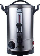 Heißwasserspender Heißwasserkessel Wasserkocher Saro 5,9 Liter mit Zapfhahn