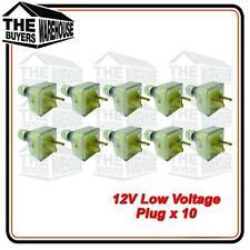 12 Volt Power Extention T Plug Caravan Boat Marine 4wd Low Voltage 2 Pin