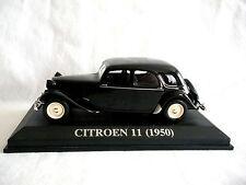 Citroën Traction 11 (1950) - Altaya 1/43