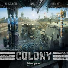 Bezier Games: Colony (+ promo card) board game (New)