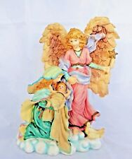 Home Interiors Homco Angel Praise Figurine 8930-97 Retired