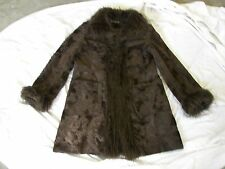 Women's Giacca A Gallery Company Brown Coat - Size M