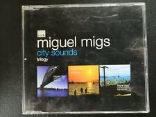 Miguel Migs – City Sounds Trilogy  CD VERY RARE