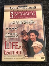 Life is Beautiful (Dvd) Widescreen……….…Br and New & Sealed!