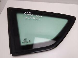 FORD C-MAX 2013 REAR LEFT QUARTER WINDOW AM51-R29751-A / 10876450