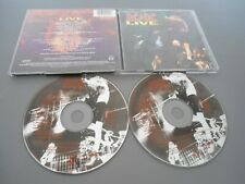 2 CD AC/DC - LIVE Special Edition Collectors Edition  2 Compact Disc Set