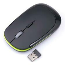 Desktop Computer Laptops cc51c Ultra-thin 2.4G wireless mouse USB