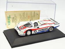 Velocidad Onyx 1/43 - Porsche 962 C Le Mans 1987 Primagaz Nº72