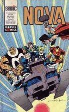 Nova N°161 - Marvel Comics - Eds. Semic - 1991