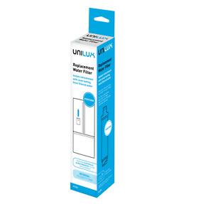 Genuine Electrolux Unilux ULX220 Fridge Water Filter replacement cartridge