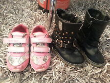 Lotto87 scarpe bambina bimba nr 25 mascha e orso