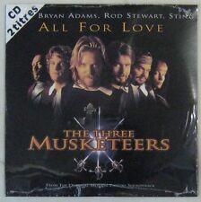 Les 3 Mousquetaires CD 1993