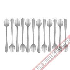 100% Genuine! STANLEY ROGERS Baguette 12 Piece Iced Tea Parfait Spoon Set S/S!