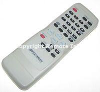 Sylvania NE109UD TV/VCR Combo Remote Control SRC2213W SRC2213X FAST$4SHIPPING!!!