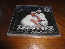 Chicano Rap CD EPNSTONE - Don't Be Hatin - 2010 West Coast