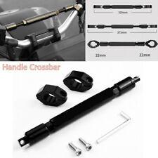 CNC Aluminum Alloy Motorcycle Handlebar Reinforcing Balance Handle Crossbar Part