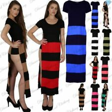 Unbranded Stretch Striped Dresses for Women