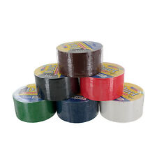 """Bazic 1.88"""" X 10 Yard Colored Craft Art Duct Tape, Assorted Colors, Each"""