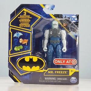 "DC Spin Master Batman - Mr. Freeze 4"" Action Figure [Target Exclusive]"