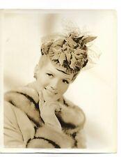 1940s RITA HAYWORTH GLAMOUR EXQUISITE VINTAGE ORIGINAL PHOTO 143