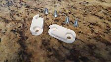 (Two) IKEA STALL & HEMNES Shoe Cabinet HINGES storage shelves drawers & screws