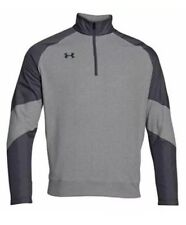 Under Armour Mens ColdGear Loose Fit Fleece Pullover Gray 1276219 035 Size: Xl