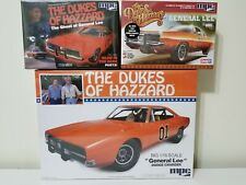 Dukes of Hazzard GENERAL LEE x3 Model 1/16 1/25 1/24 MPC Kit NEW