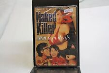 Naked Killer 3 , DVD English subtitle