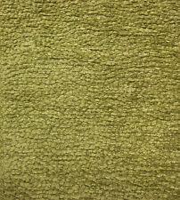 S. Harris Textured Chenille Upholstery Fabric- Crush/Kiwi (5321311) 18.25 yds