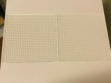 Lot Of 2~New Fuse Bead Large Square Pegboards Kids Craft Kits~Supplies Diy Art