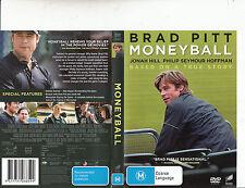 Moneyball-2011-Brad Pitt-Movie-DVD