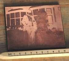 Galvano Druckstock Kupferklischee Druckplatte Drucken imprimerie letterpress