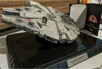 Code 3 Star Wars Millennium Falcon diecast replica Complete! #1929