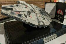 Code 3 Star Wars Millennium Falcon diecast replica Complete! LOW #